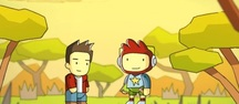 New controls for Super Scribblenauts