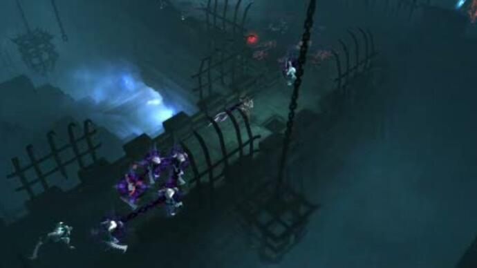 Diablo III Demon Hunter - Skills trailer