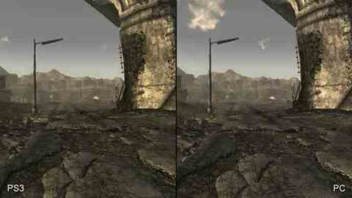 Fallout: New Vegas PS3/PC Face-Off