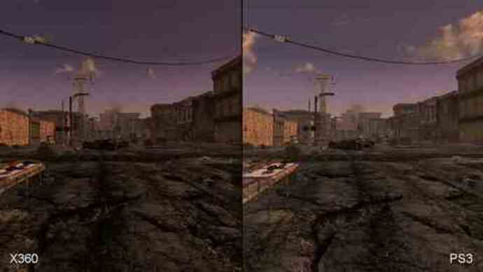 Fallout: New Vegas 360/PS3 Face-Off