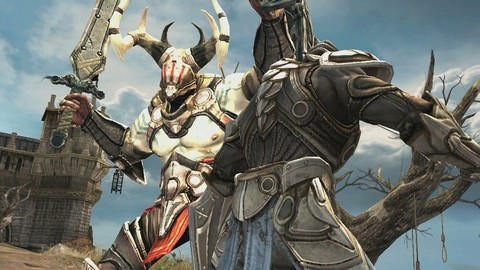 Epic rules out Infinity Blade on Android • Eurogamer net