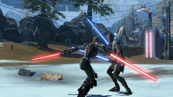 SW: The Old Republic Warzones trailer