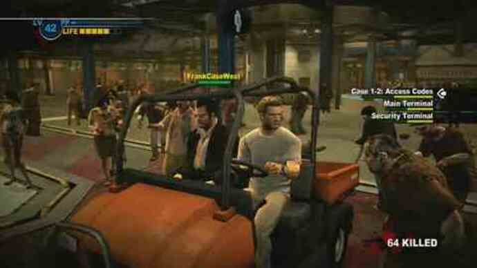 Dead Rising 2: Case West - Gameplay