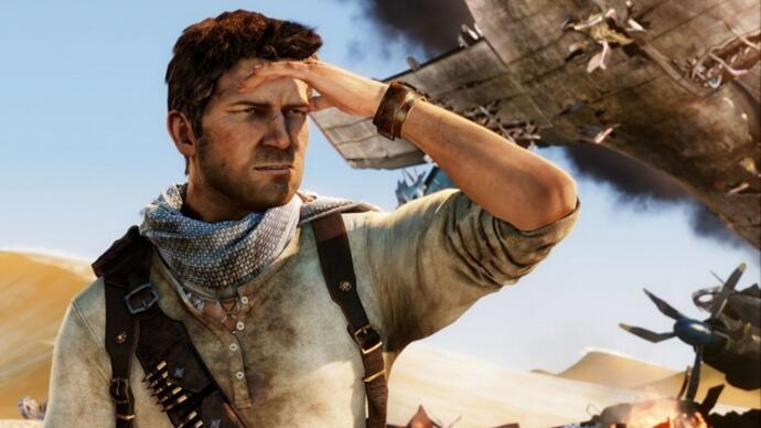 Uncharted 3 - Trailer