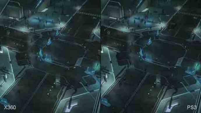 TRON Evolution PS3/360Face-Off