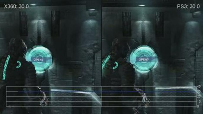 Dead Space 2 demo: PS3/360 performance analysis