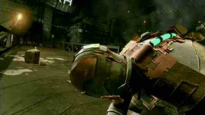 Dead Space 2 trailer excavated