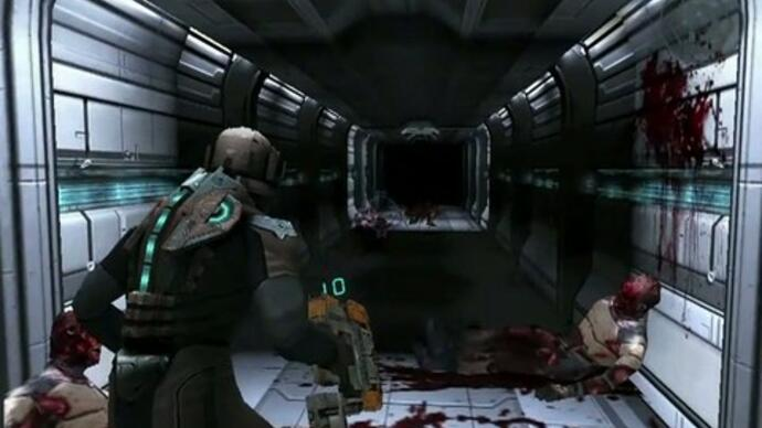 Dead Space Iphone - Gameplay