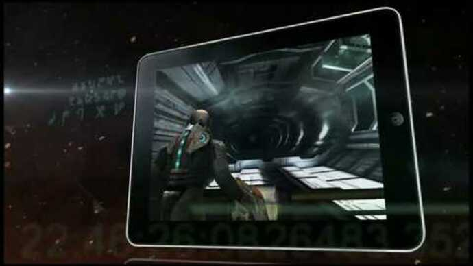 Dead Space - Mobile trailer