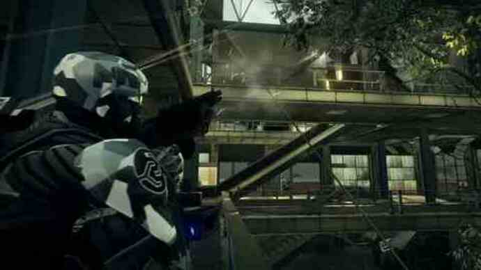 Crysis 2 - PC demo trailer