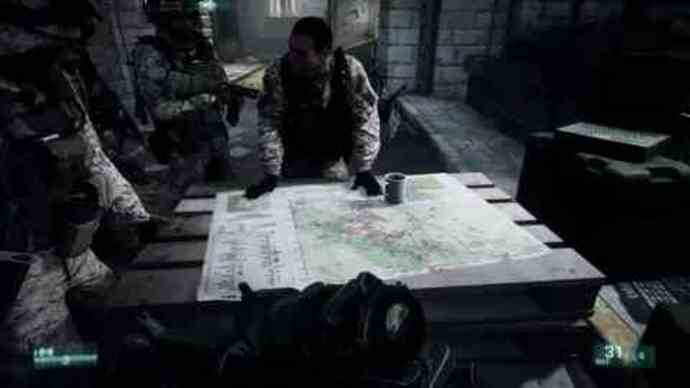 Stunning Battlefield 3 gameplay trailer