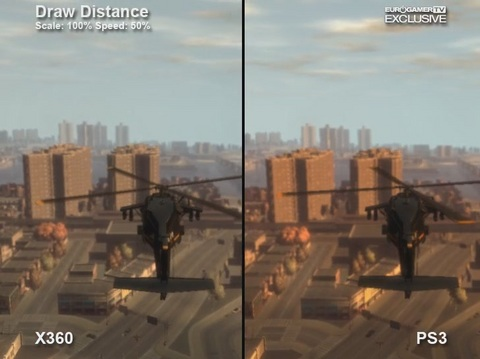 Grand Theft Auto IV: PS3 vs  Xbox 360 Special • Page 3 • Eurogamer net