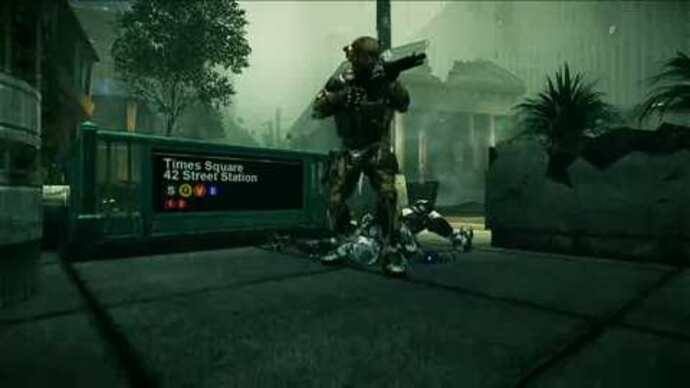 Crysis 2 - Multiplayer-Trailer 3