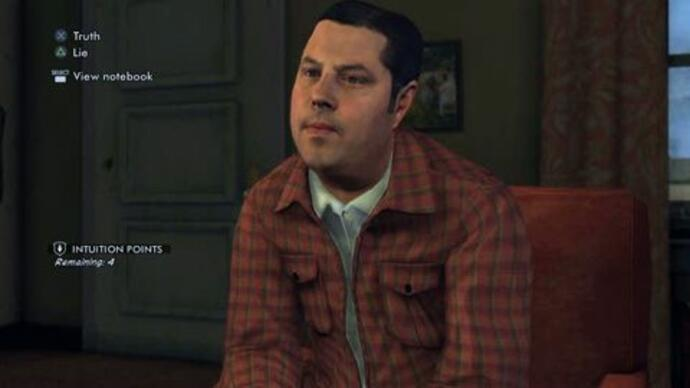 Latest L.A. Noire gameplay footage