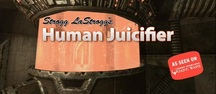 Enemy Territory: Quake Wars - Human juicer