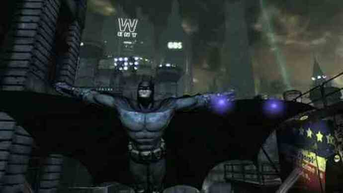 First Batman Arkham City gameplay