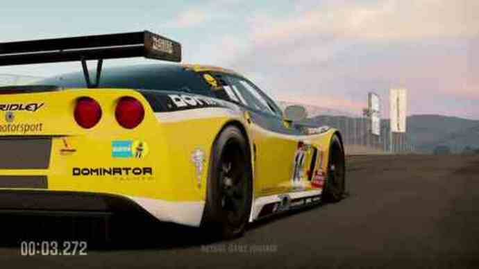 Shift 2 trailer shows one hotlap