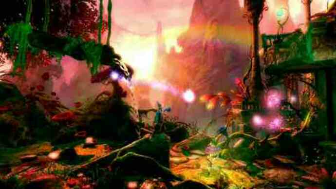New Trine 2 trailer casts a spell