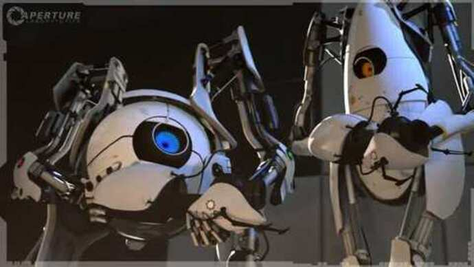 Portal 2 trailer will raise a smile