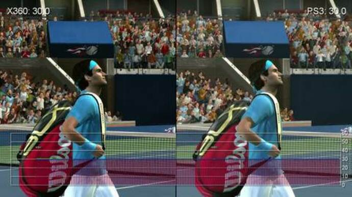 Top Spin 4 PS3/360 PerformanceAnalysis