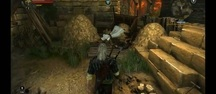 The Witcher 2 -Assassin's Creed easter egg