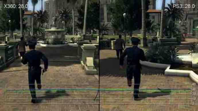 L.A. Noire Gameplay PS3/360 Performance Analysis