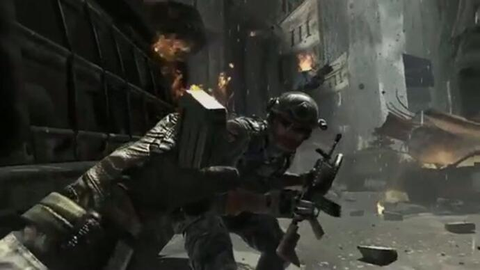 Modern Warfare 3 - Gameplay trailer