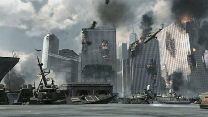 Debut Modern Warfare 3 trailer