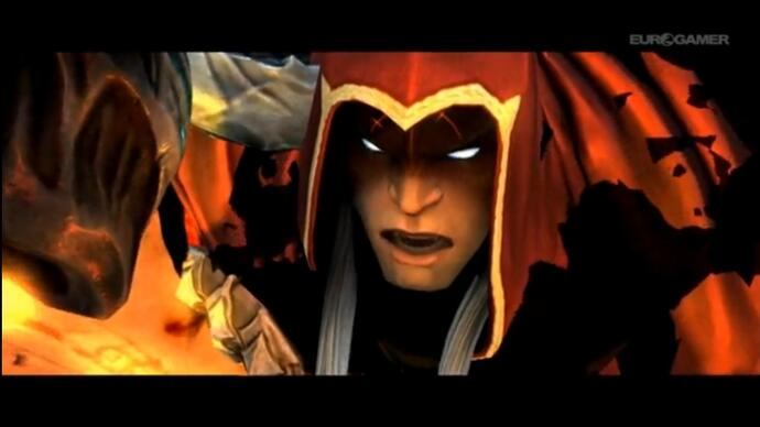 Darksiders II trailer ignites for E3