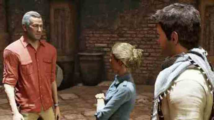 Action-packed Uncharted 3 trailer