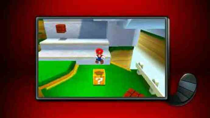 Super Mario 3DS E3 trailer in HD