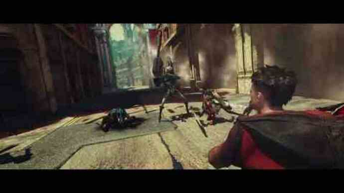 Devil May Cry - Trailer E3 2011