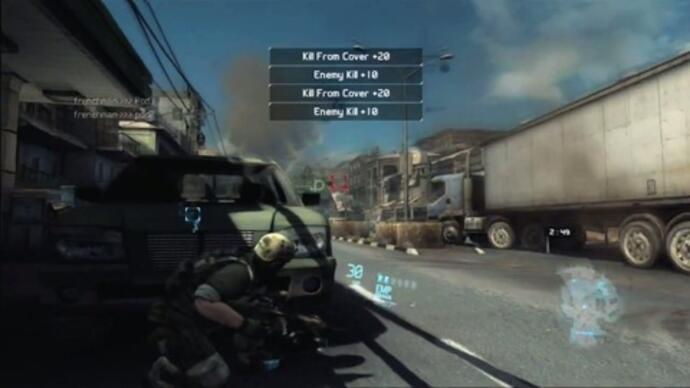 Ghost Recon Future Soldier - MPgameplay