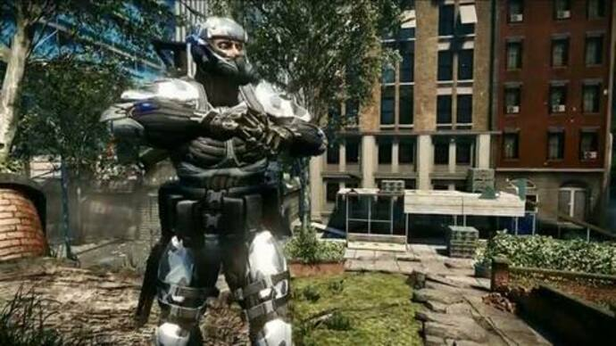 Crysis 2 - Decimation DLC trailer