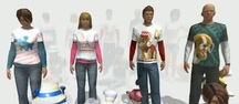 Playstation Home Stitchkins