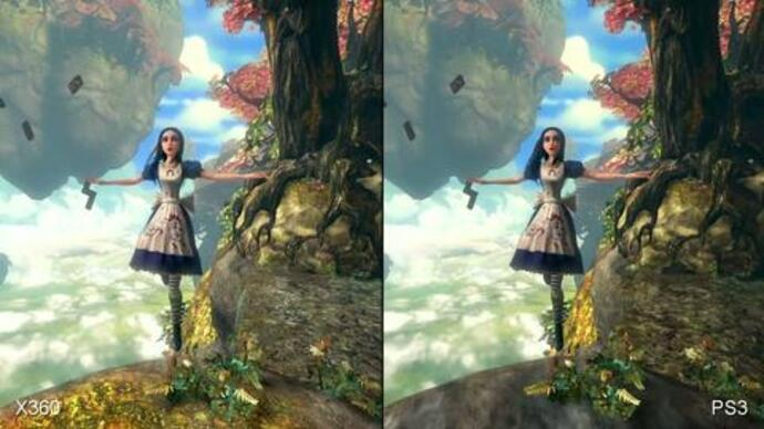 Alice: Madness Returns - PS3/360 Face-Off