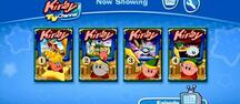 What's on the Kirby TV Channel?