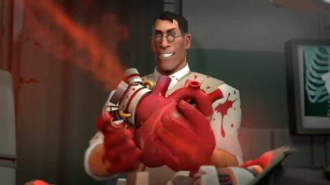 team fortress 2 trailer meet the medic theme