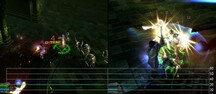 Dungeon Siege III Prestanda: PS3/360