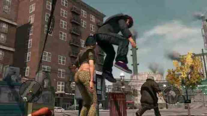 Saints Row: The Third - Gameplay