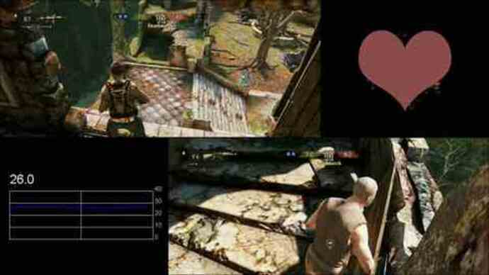 Uncharted 3 Beta: Split-Screen Analysis