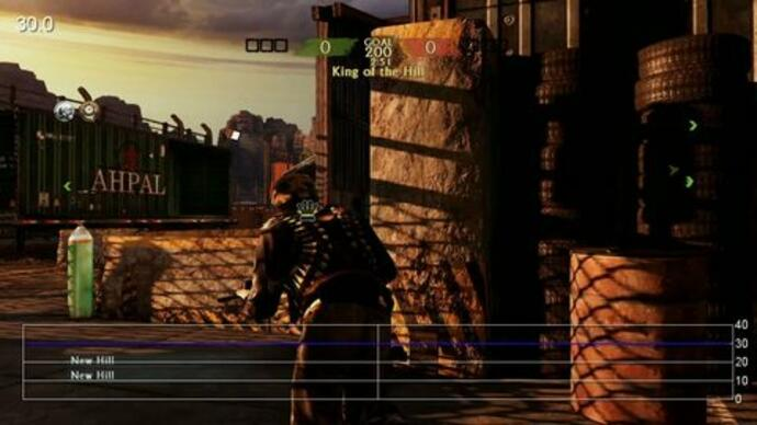 Uncharted 3 Airstrip: Performance Analysis Video