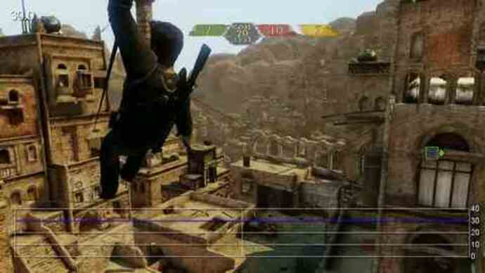Uncharted 3 Yemen: Performance Analysis Video